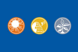Strategic Plan icons
