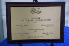 DSA Honorees