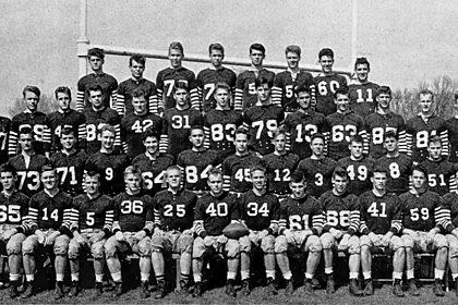 1948 Football Team