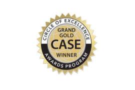 CASE Gold award