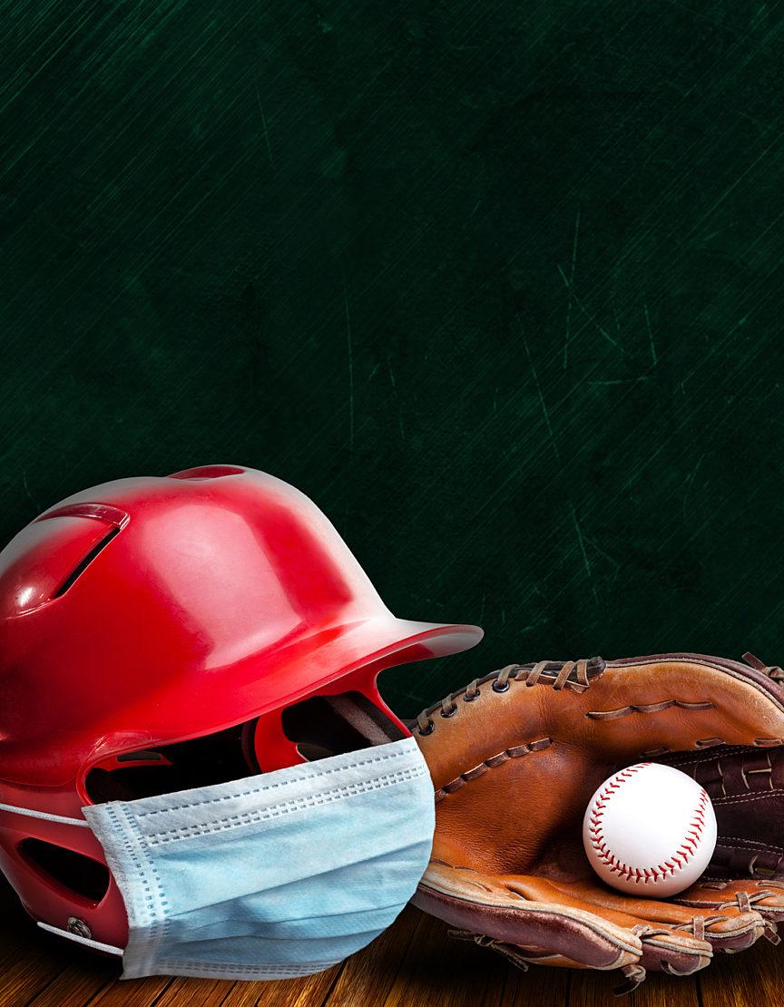 covid baseball