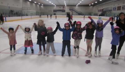 Skating School on Ice