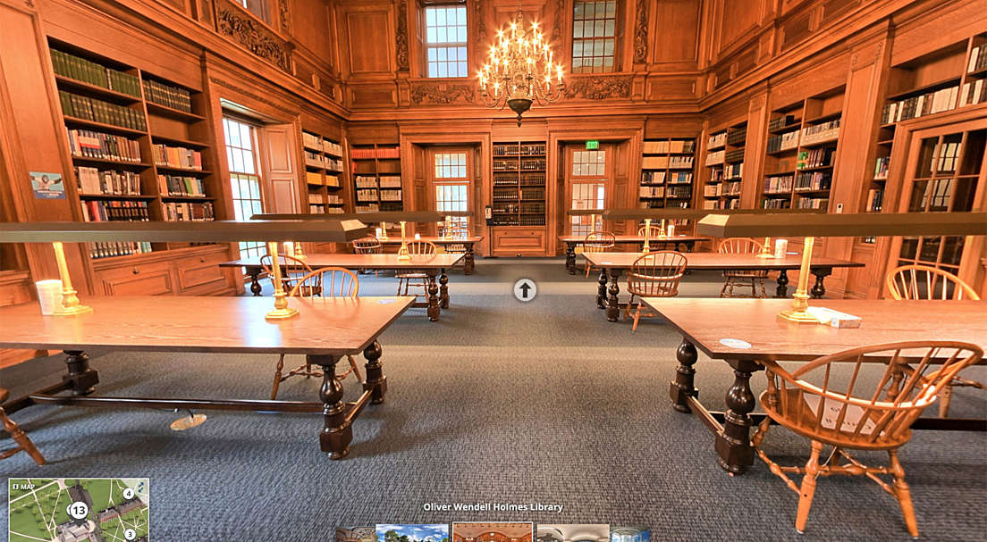 Oliver Wendell Holmes Library
