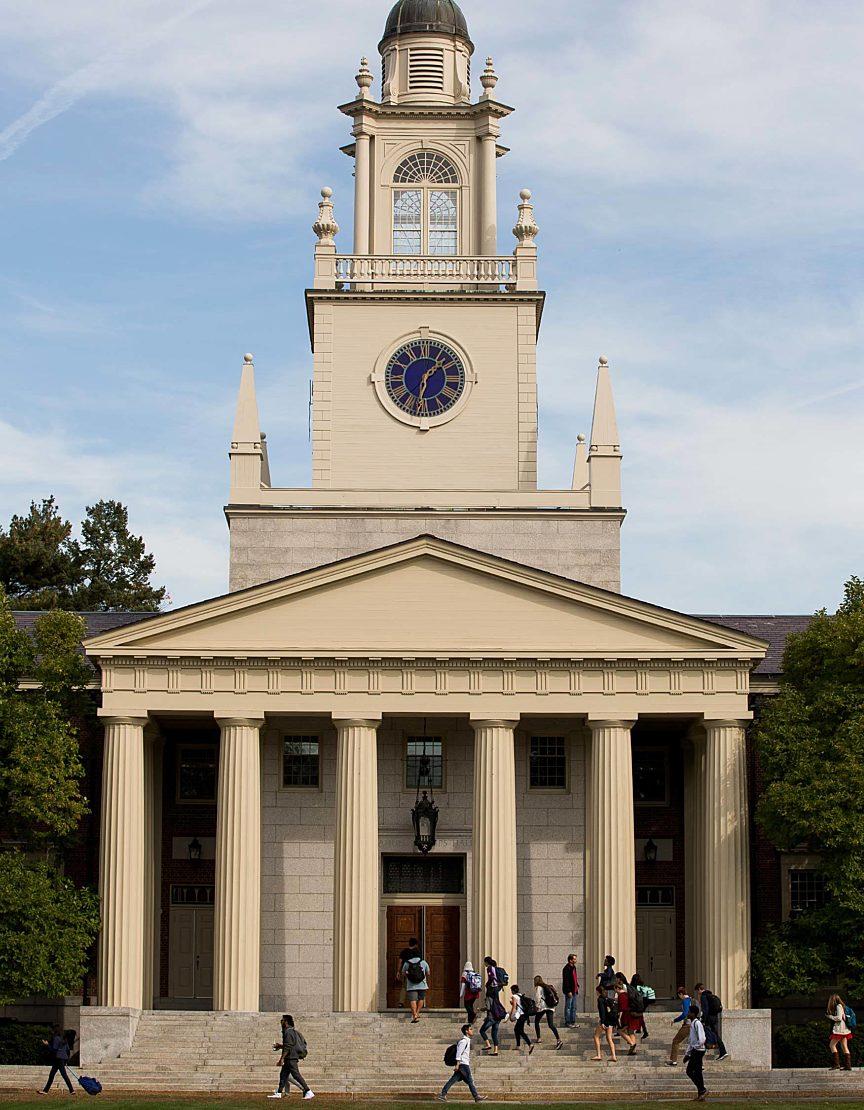 Samuel Phillips Hall