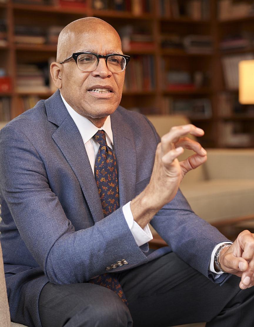 Dr. Raynard S. Kington, MD, PhD, P'24