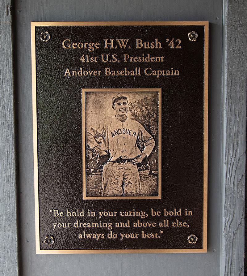 Ghwb42Baseball Plaque