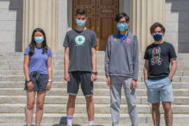 Climate Students