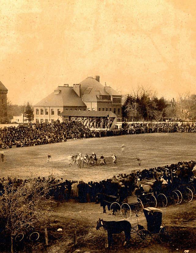 1898 Football Game