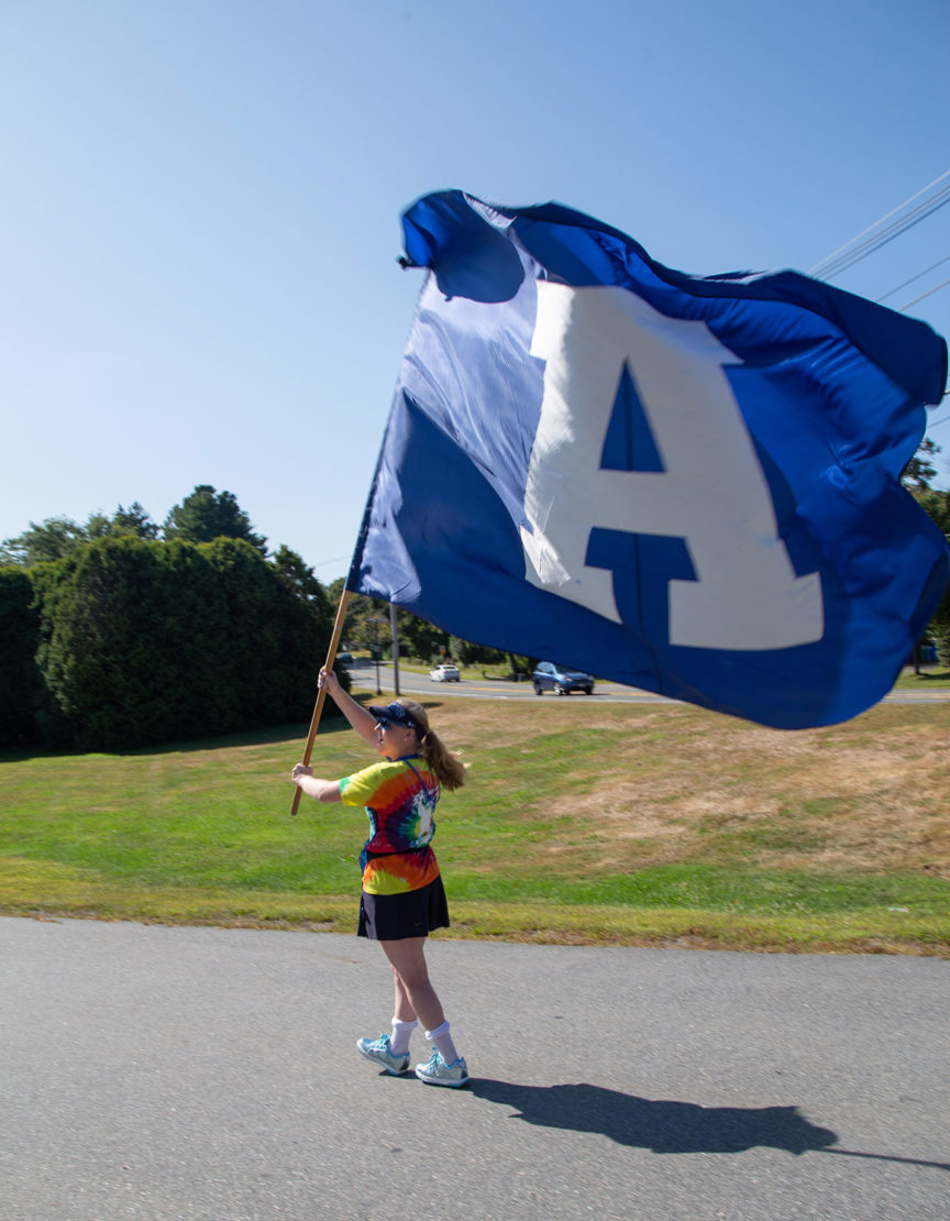 Andover Flag
