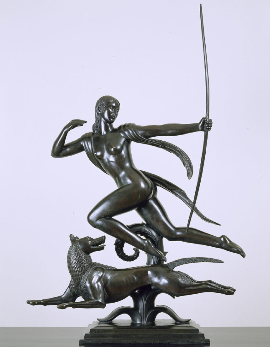Manship Sculpture
