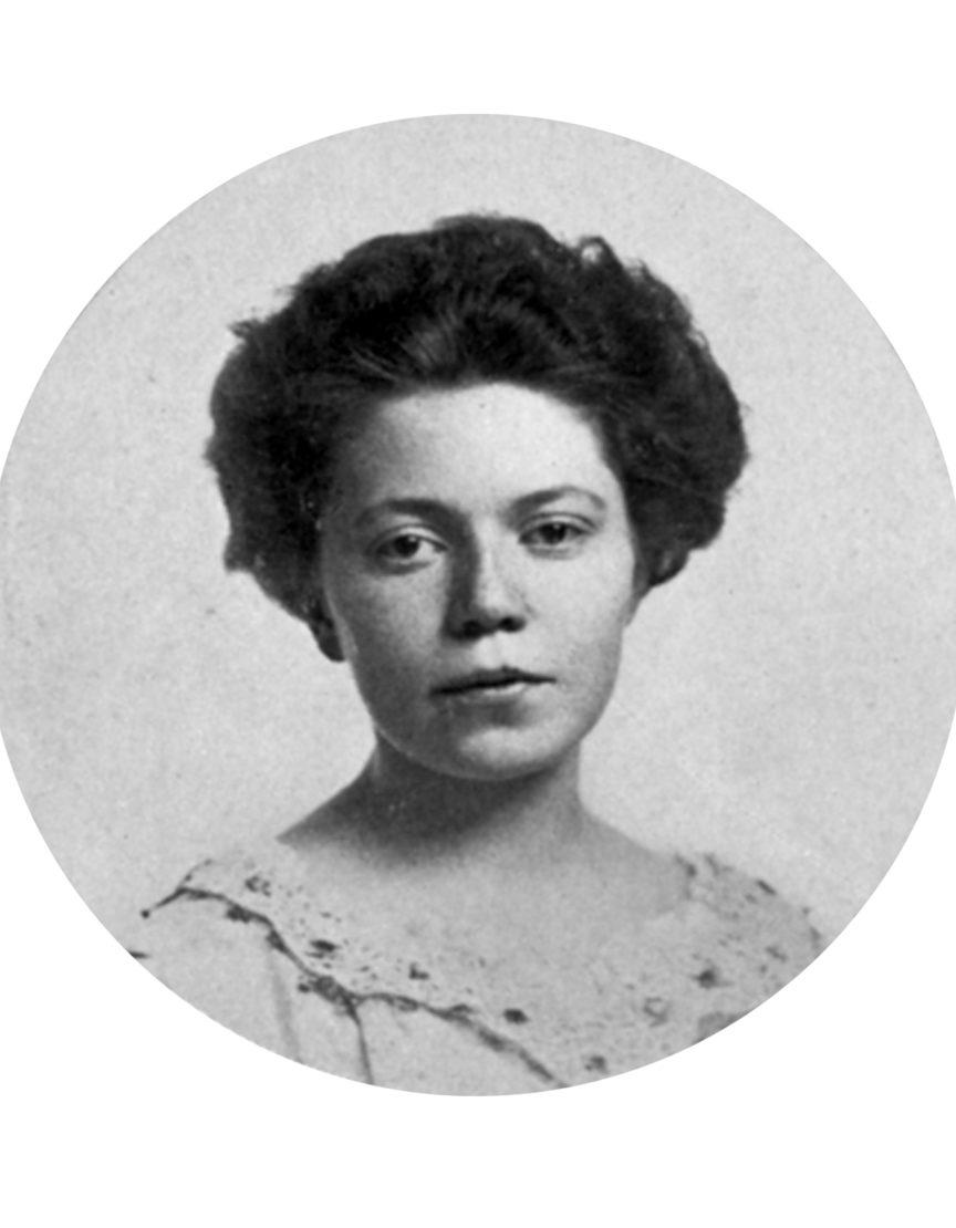 Beulah McCarty Canterbury, Class of 1909