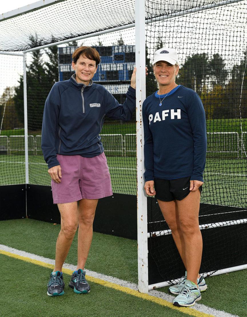 Kate Dolan and Martha Fenton