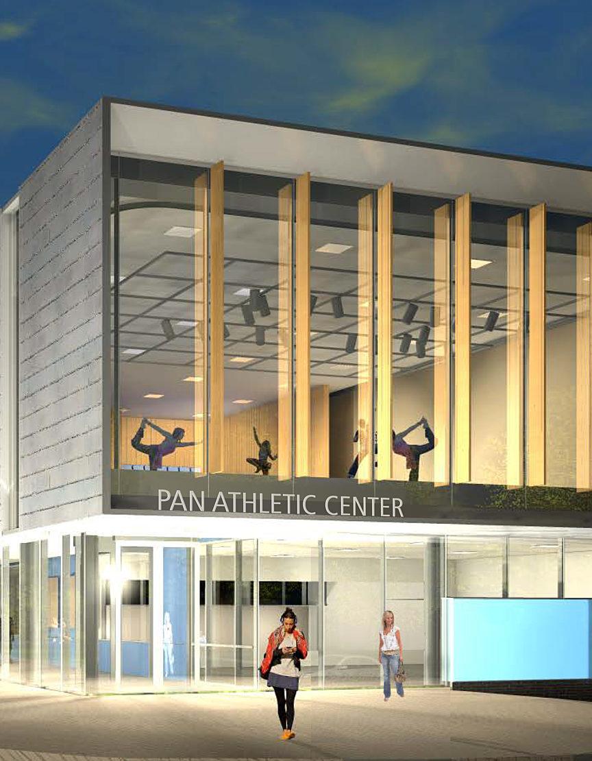 Pan Athletic Center