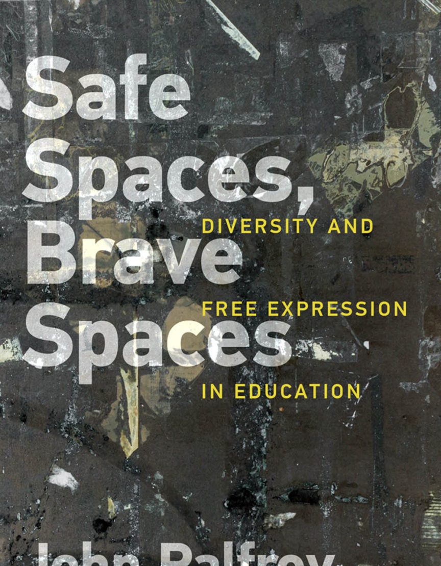 Safe Spaces Brave Spaces Book Cover