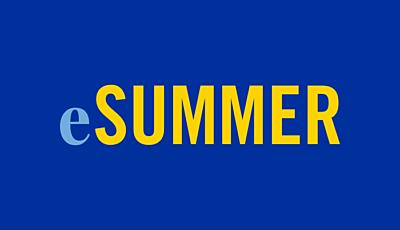 E summer Logo