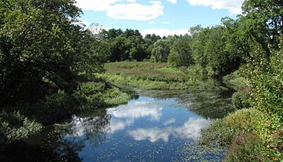 Shawsheen river